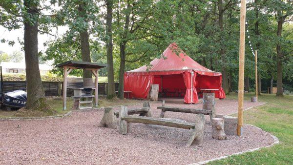 Bootshaus im Naturbad Niederwiesa mieten